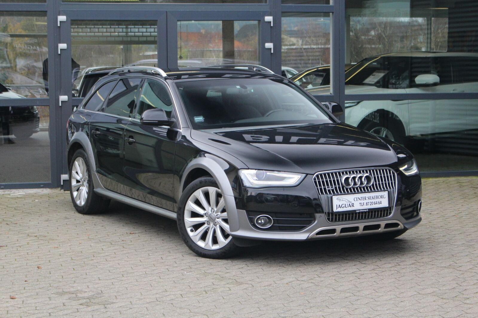 Audi A4 allroad 2,0 TDi 177 quattro S-tr. 5d - 249.000 kr.