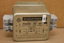 SCHAFFNER FN350-30-33 HIGH POWER FILTER