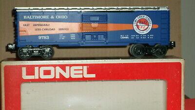 Lionel O Gauge Baltimore And Ohio #296000 Auto Double-Door Box Car #6-17209U