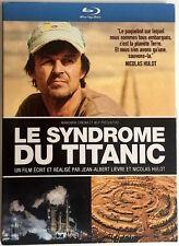 LE SYNDROME DU TITANIC NICOLAS HULOT  - BLU RAY - comme Neuf - VF