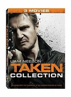 Taken 3-movie Collection Free Shipping