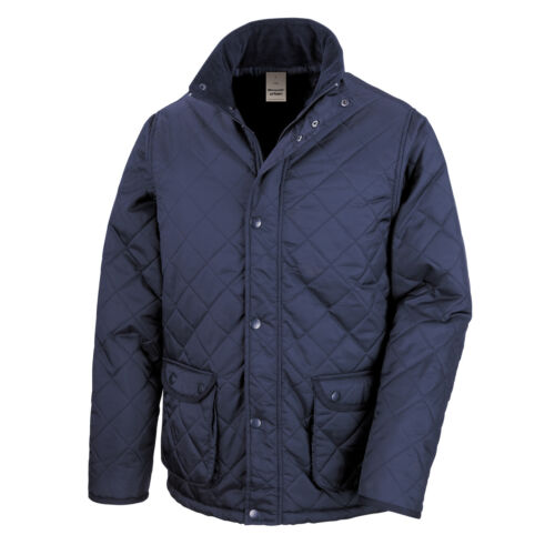 R195X Result Urban Outdoor Wear Ladies Cheltenham Jacket Diamond Quilted Coat