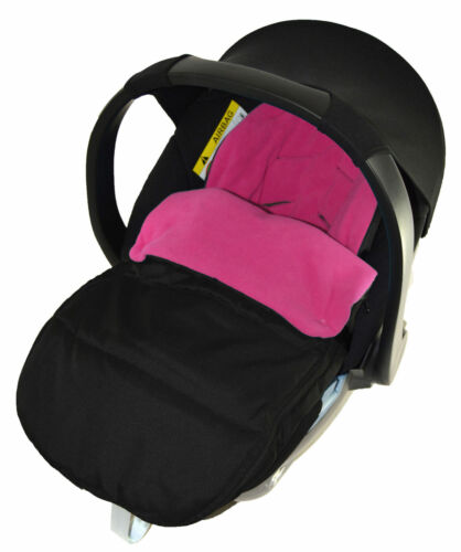 Fleece Car Seat Footmuff Cosy Toes Baby Compatible with Maxi-Cosi