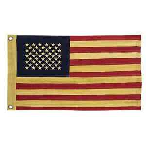 Primitive-Look-Aged-American-FLAG-17-034-x-28-034