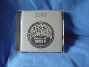 CD Barry White's greatest Hits - Gummersbach, Deutschland - CD Barry White's greatest Hits - Gummersbach, Deutschland