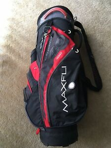 Maxfli U Series 4 0 14 Way Divider Golf Cart Bag Good Shape Ebay