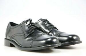 Sanderson & Bros Chaussures Hommes/oxford-chaussures/chaussure Lacée Taille. 42-afficher Le Titre D'origine