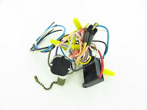 Details about #31 - Used Hampton Bay Ceiling Fan Wiring Harness with on