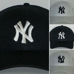 7a86ce6e Details about New York Yankees Air Mesh Pro Style Cap ✨Hat ✨CLASSIC MLB  PATCH/LOGO ✨Cool ✨NEW
