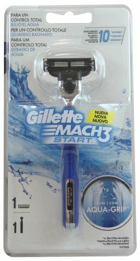 s l1600 - Maquinilla de Afeitar Mach 3 Start - Gillette