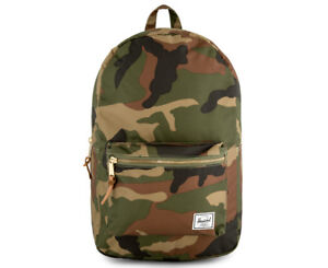 133049e56dd Image is loading Herschel-Supply-Co-23L-Settlement-Backpack-Woodland-Camo