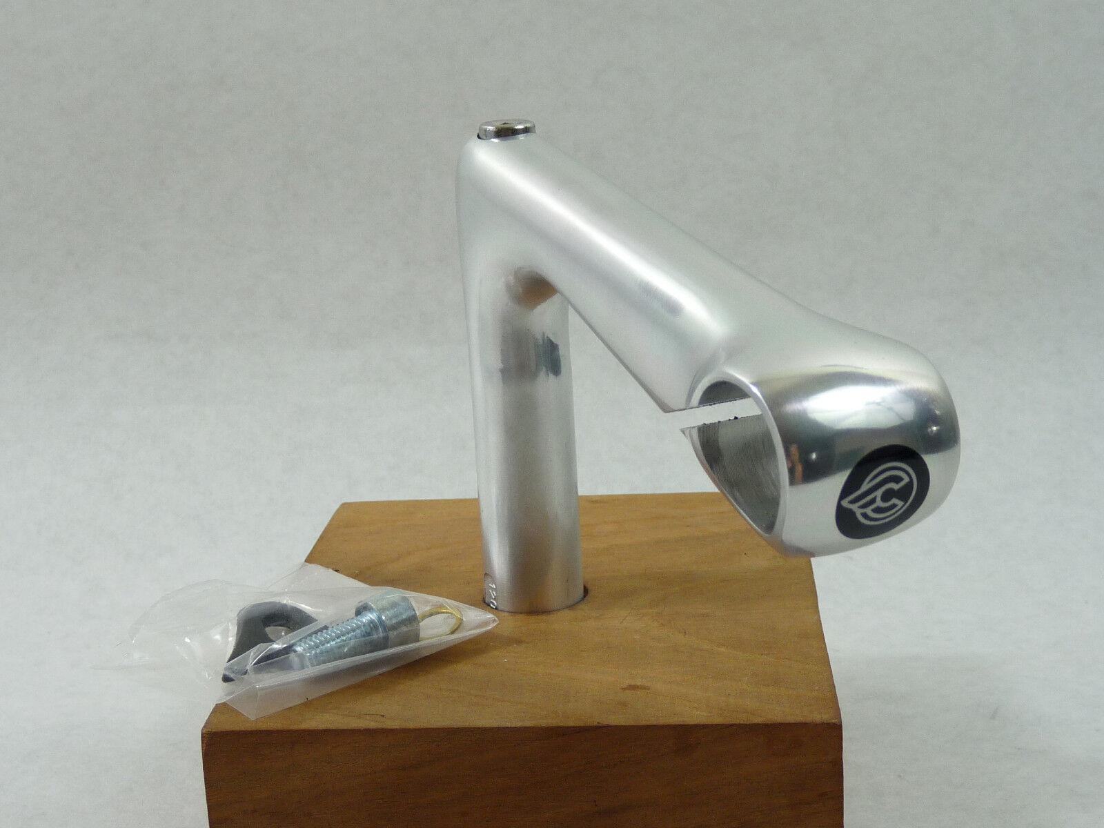 Cinelli tallo XE 120mm 22.2 Raro 26.0 Abrazadera Vintage carreras de carretera Bicicleta nuevo viejo Stock
