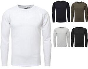 Key-Largo-Herren-T-Shirt-longsleeve-CHEESE-Langarm-MLS00033