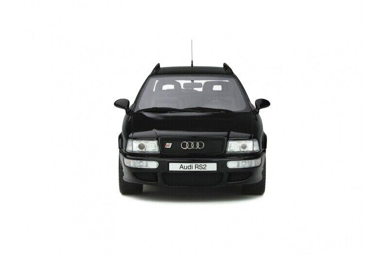 promociones de descuento 1 1 1 18 Audi RS 2 Avant Otto Models negro   negro  cómodamente