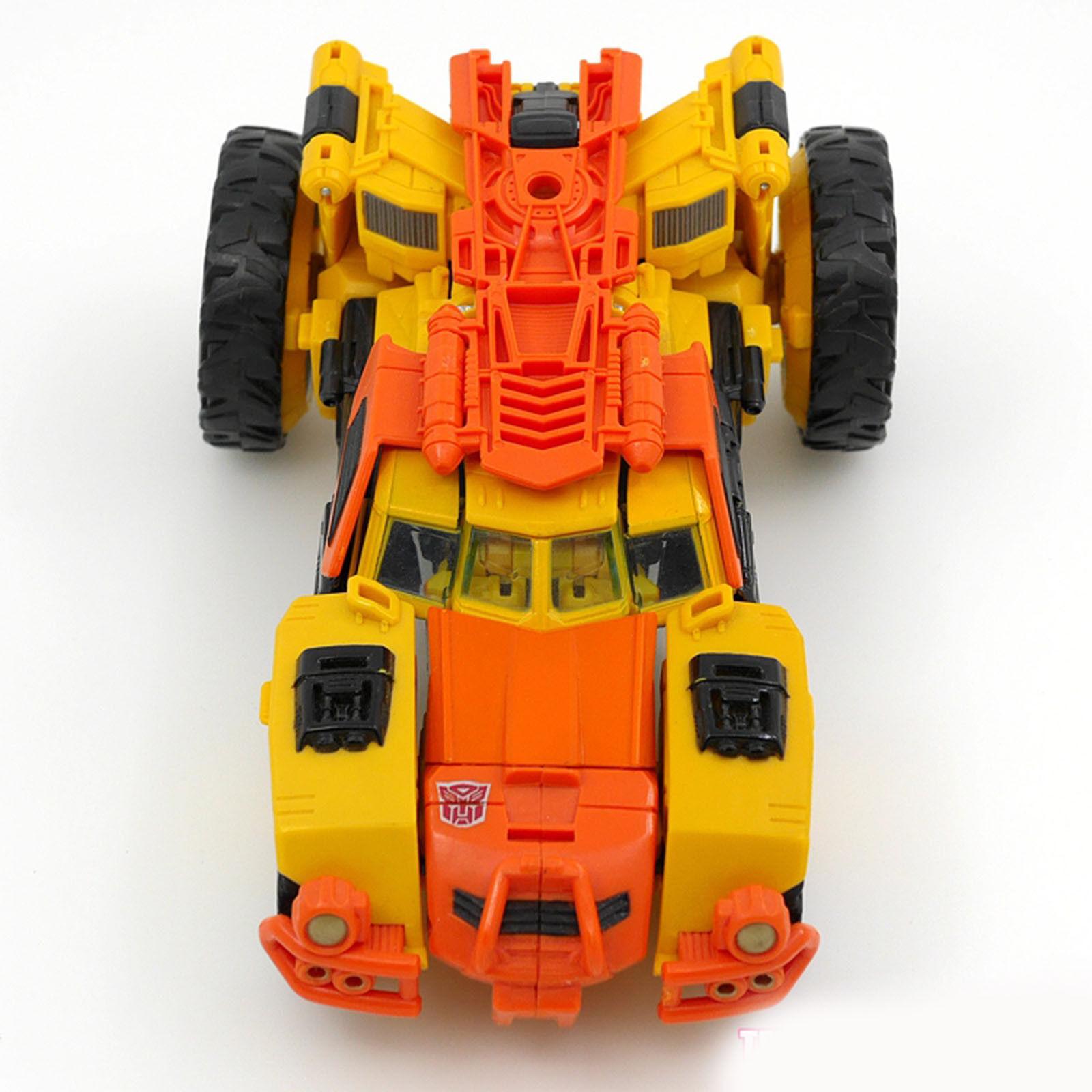 Transformers Generations IDW Voyager Class SANDSTORM  Spielzeug Für Kinder Top