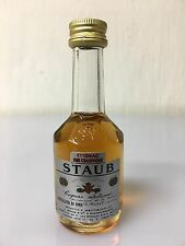 Mignon Miniature Staub Cognac Selectionnne Fine Champagne 3cl 40% Vol