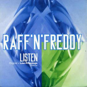 Raff 'N' Freddy - Listen (CD)