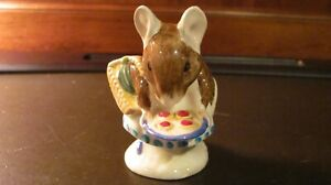 Beatrix-Potter-039-s-BP3b-APPLEY-DAPPLY-Figurine-Beswick-England-F-Warne-amp-Co