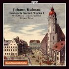 Johann Kuhnau: Complete Sacred Works, Vol. 1 (CD, Jan-2015, CPO)
