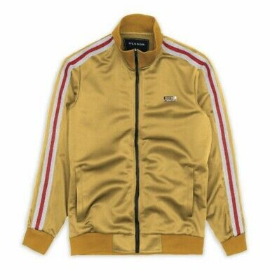 Reason Brand Bowery Track Jacket