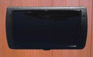 Spa-Standard-DIN-Radio-Head-Unit-MP3-Input-CD-Shelf-Housing-Bezel-Hot-Tub-NEW
