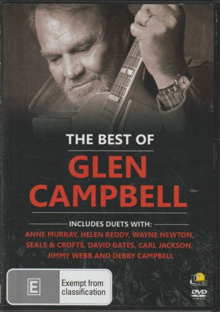 The Best Of Glen Campbell with Anne Murray; Helen Reddy; Wayne Newton and more.