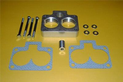 Engine Throttle Body Spacer Kit 3.9L 5.2L 5.9L 94-01 Dodge Ram 1500 52mm 2WD 4WD