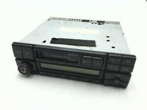 Mercedes Benz MB Radio Autoradio Kassette BE2210 0038208286 mit Code