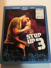 Step Up 3 (Blu-ray/DVD, 2010, 2-Disc Set)