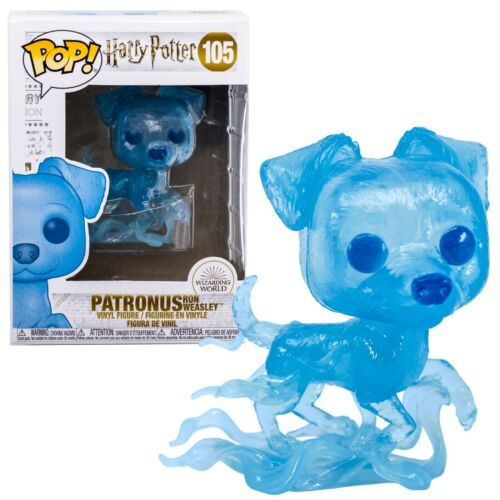 Patronus Ron Weasley Funko Pop #105 Harry Potter Vinyl Figure New
