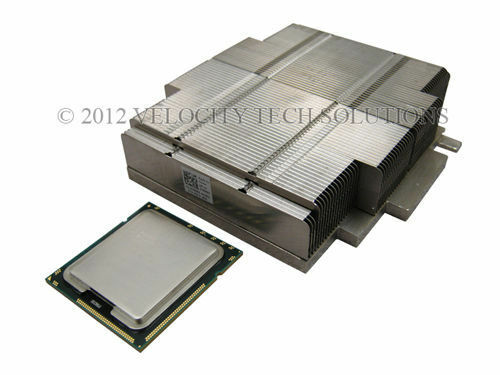 Dell K39F0 2.8Ghz 12M 6.4GT//s X5660 95W 6 Core Processor Kit for Poweredge R610