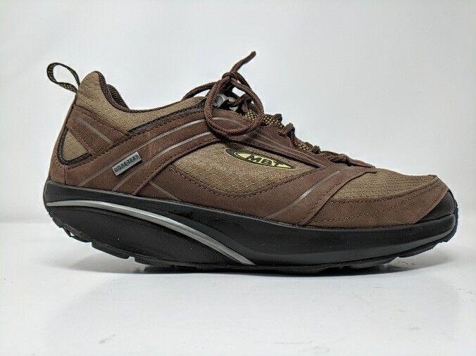 MBT para mujer 400302-135 chakula Gore-Tex Senderismo Zapatos Para Caminar Marrón