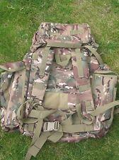 BRITISH ARMY MULTICAM MTP BERGAN RUCKSACK 50L BIGGER THAN DAYSACK