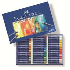 Faber-Castell Oil Pastel Crayons Studio Quality Box of 36 Professional