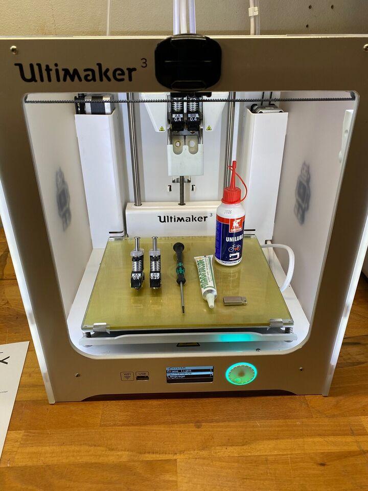 3D Printer, Ultimaker, 3