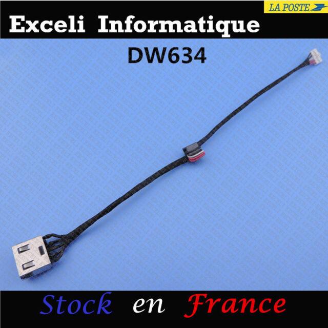 Lenovo bi 80 z50 z50-70 z50-75 z50-80 dc power jack connector port défectueuse