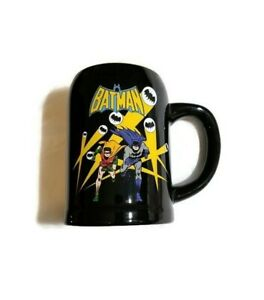 Batman-dc-comic-Ceramic-Coffee-Mug-Cup-LARGE-22-oz-robin