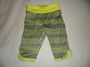 Liberal Girl's Size 3t Gray & Yellow Exercise Yoga Oshkosh B'gosh Pants Good Companions For Children As Well As Adults Girls' Clothing (newborn-5t)