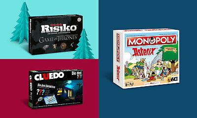 Monopoly, Risiko & Co