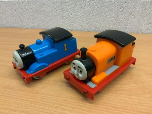 THOMAS AND FRIENDS MY FIRST THOMAS MATTEL DRIVE AWAY TALKING ENGINES BUNDLE LOT