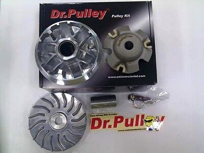 125cc Chinese Import Scooter Front Drive PULLY VARIATOR KIT Roller Weights 125