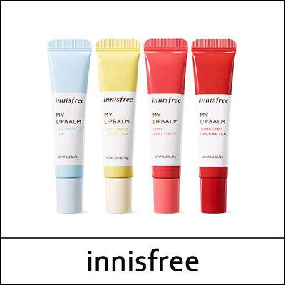 INNISFREE Lip Balm & Hand Cream Special Gift Set 3items available now at Beauty Box Korea