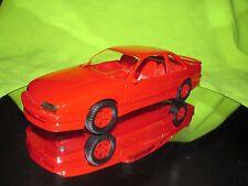 1991 Chevrolet BERETTA 91 NO Box Dealer Promo RED DISPLAY PIECE