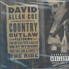 Country Outlaw 0755174761829 by David Allan Coe CD