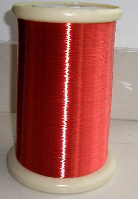 polyurethane Enameled Copper Wire 40 AWG Magnet Wire 2UEW//155 0.08mm #A35W LW