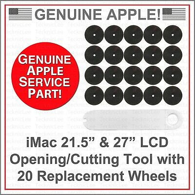 iMac Opening Wheel Tool Kit Ersatz f/ür iMac 27 Zoll A1419 LCD Display Panel Klebestreifen Set 2012-2015