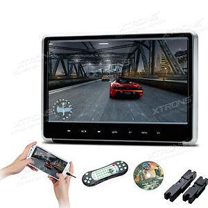 11 6 39 39 full hd 1080p hdmi auto monitor kissen kopfst tze tragbar dvd player usb ebay. Black Bedroom Furniture Sets. Home Design Ideas