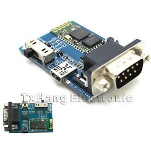 itm RS Bluetooth Serial Adapter Communication Master Slave Module v mini usb