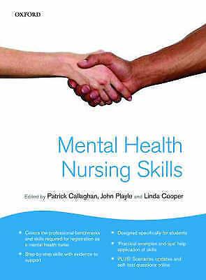 1 of 1 - Mental Health Nursing Skills, , Used; Good Book
