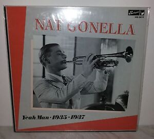 LP-NAT-GONELLA-YEAH-MAN-1935-37-NUOVO-NEW